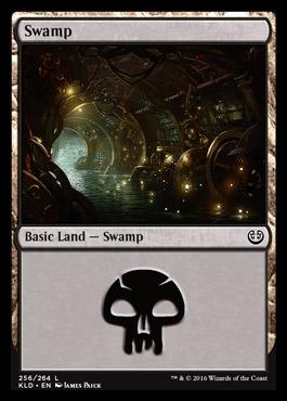 Swamp (256) - Foil