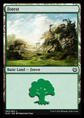 Forest - Foil (263)(KLD)