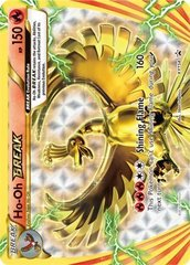 Ho-Oh Break - XY154 - Black Star Promo