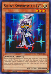 Silent Swordsman LV3 - DPRP-EN016 - Common - 1st Edition