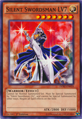 Silent Swordsman LV7 - DPRP-EN018 - Common - 1st Edition