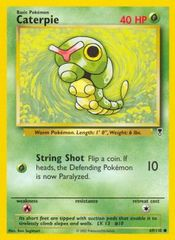 Caterpie - 69/110 - Common