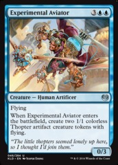 Experimental Aviator - Foil