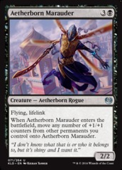 Aetherborn Marauder - Foil on Channel Fireball