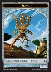 Servo Token (006)