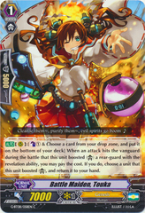 Battle Maiden, Touka - G-BT08/058EN - C on Channel Fireball