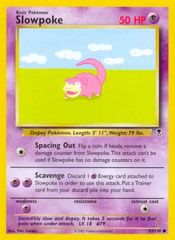 Slowpoke - 93/110 - Common