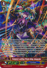 Tempest-calling Pirate King, Gouache - G-BT08/S07EN - SP