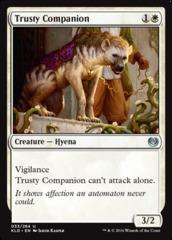 Trusty Companion - Foil