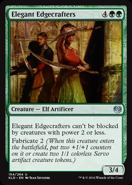 Elegant Edgecrafters - Foil