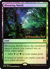 Blooming Marsh - Foil - Prerelease Promo