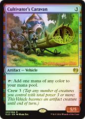 Cultivator's Caravan - Foil (Prerelease)