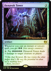 Dynavolt Tower - Kaladesh Prerelease Promo