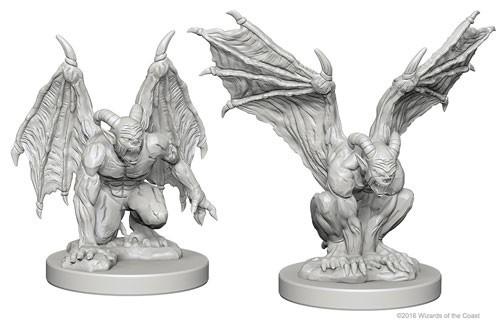 Nolzurs Marvelous Unpainted Miniatures - Gargoyles