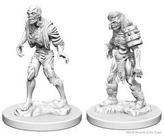 Nolzur's Marvelous Miniatures - Zombies