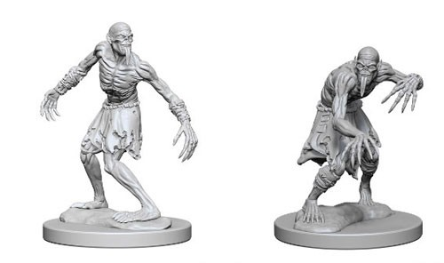Dungeons & Dragons Nolzur`s Marvelous Unpainted Miniatures: Ghouls