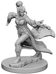 Pathfinder Battles Unpainted Minis - Elf Female Sorcerer