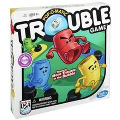TROUBLE  (2016)