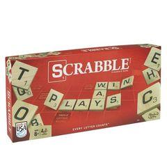 SCRABBLE - CLASSIC EDITION (2016)