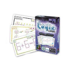 LOGIC CARDS - PURPLE