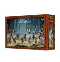 Wanderers Wood Elves Eternal Guard / Wildwood Rangers ( 92-09 )