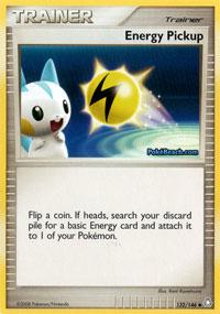 Energy Pickup - 132/146 - Uncommon