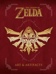 Legend Of Zelda Art & Artifacts Hardcover