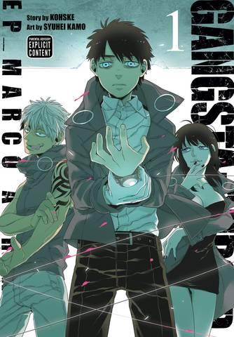 Gangsta: Cursed Graphic Novel Vol 01 (Mature Readers)