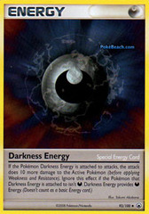Darkness Energy (Special) - 93/100 - Uncommon