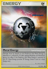 Metal Energy - 95/100 - Uncommon