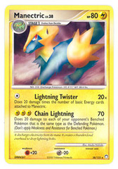 Manectric - 28/123 - Rare