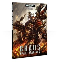 Codex: Chaos Space Marines (Softcover)