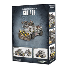Genestealer Cults Goliath / Rockgrinder ( 51-53 )