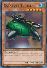 Catapult Turtle - YGLD-ENA08 - Common - Unlimited Edition