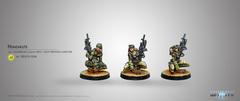 (0476) Hunzakuts (Rifle+Light Grenade Launcher) (280476-0546)