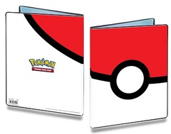 Ultra Pro - Pokemon - Pokeball Portfolio- 9 pocket