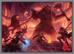 Ultra Pro - Dungeons and Dragons - Fire Giant Standard Sized Deck Protector Sleeves - 50ct