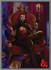 Ultra Pro - Dungeons and Dragons - Count Strahd von Zarovich Standard Sized Deck Protector Sleeves - 50ct