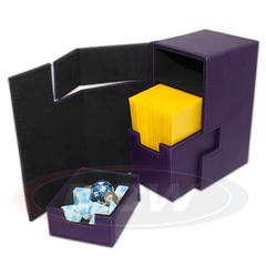 Purple - Deck Locker LX (BCW)
