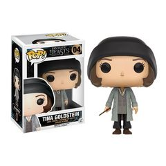 Funko POP -  FANTASTIC BEASTS AND WHERE TO FIND THEM 04 - TINA GOLDSTEIN