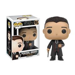 POP! FANTASTIC BEASTS AND WHERE TO FIND THEM 07 - PERCIVAL GRAVES