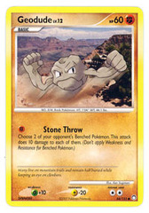 Geodude - 84/123 - Common