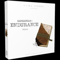 T.I.M.E Stories Expansion: Expedition Endurance