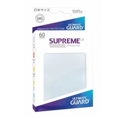 Ultimate Guard - Supreme UX Sleeves Small Size - Frosted (60)