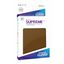 Ultimate Guard - Supreme UX Sleeves Small Size - Matte - Brown (60)
