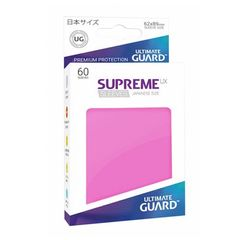 Ultimate Guard - Supreme UX Sleeves Small Size - Pink (60)