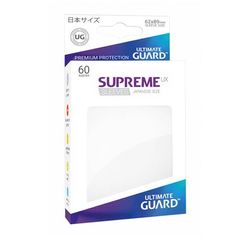 Ultimate Guard - Supreme UX Sleeves Small Size - White (60)