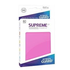 Ultimate Guard - Supreme UX Sleeves Standard Size - Pink (80)