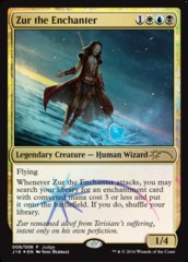 Zur the Enchanter - Foil DCI Judge Promo