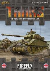 Tanks - British Sherman Firefly Tank Expansion
